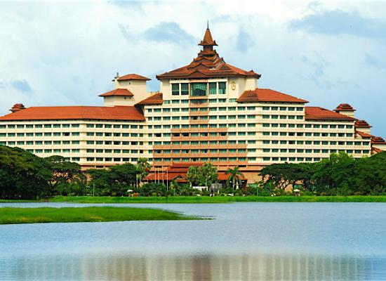 Sedona Hotel Yangon opens its new Inya wing