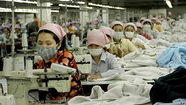 Cambodia raises minimum wage in garment sector
