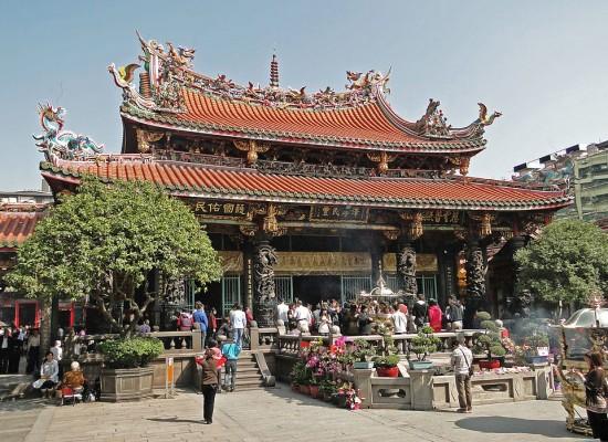 Taiwan Tourism Boom