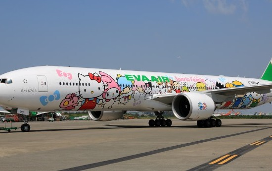 EVA Air reaches 10 million-passenger milestone