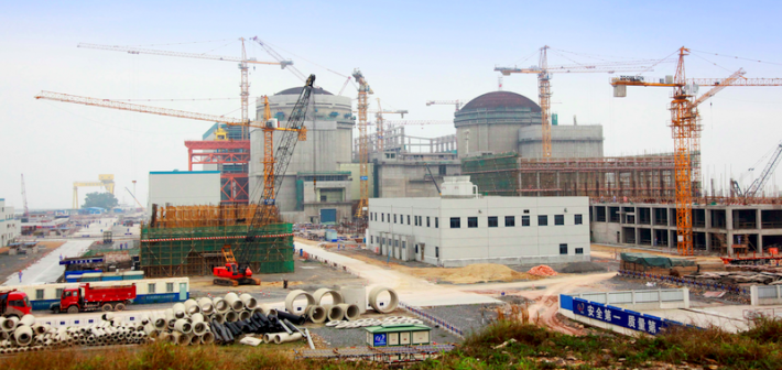 Thai company joins China's nuclear project