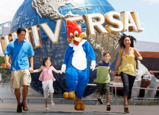 Universal Studios coming to Korea in 2020