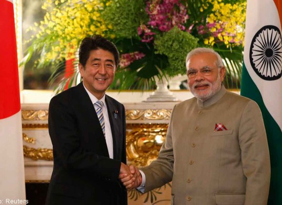 Japan invests $12bn for India's first bullet train