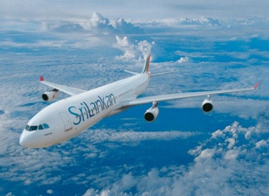 Sri Lankan Airlines Wins Recognition