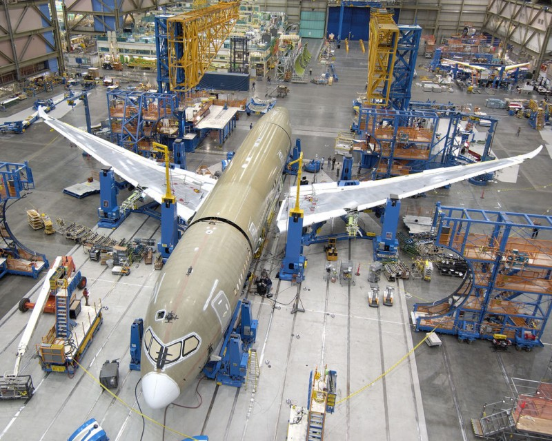 Aviation giants confident in Chinese market's growth
