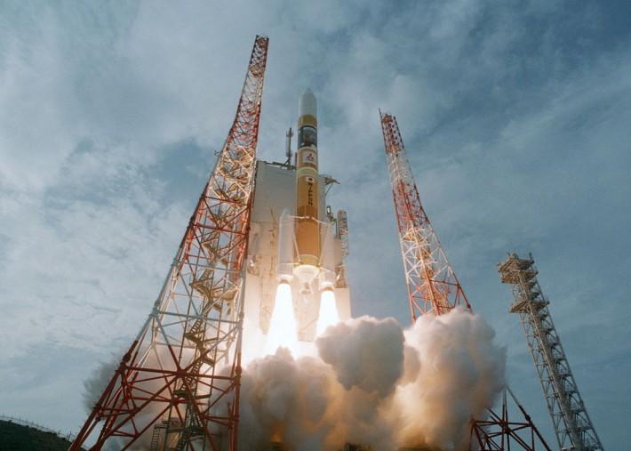 Japanese Satellite Launch Marks Major Milestone