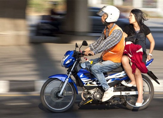 Uber Launches Motorcycle Taxi Service to Beat Thai Traffic