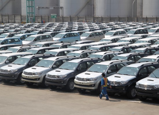 Toyota to invest 400 million dollars in Indonesia this year