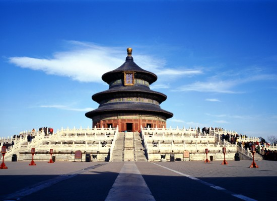 China's Tourism Sector Leads the World