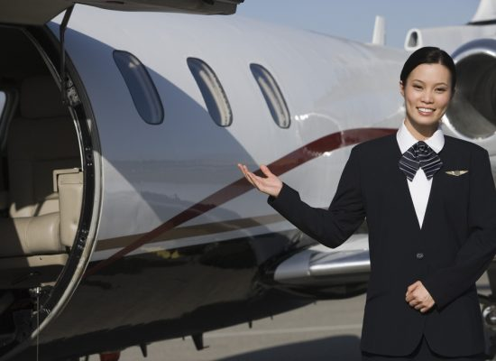Private Jets Are Growing in Asia