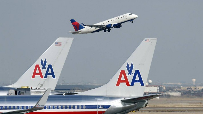US Carriers Fight Over Route to Beijing