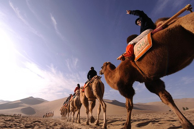 Silk Road redux: The return of history?