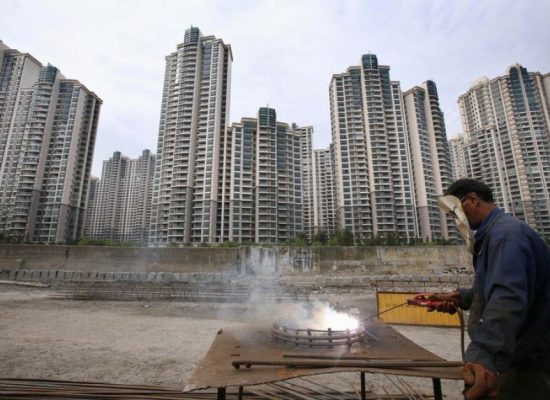 Real Estate Growth Returns to China