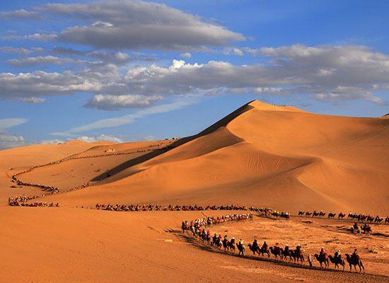West China seeks fortune on modern Silk Road