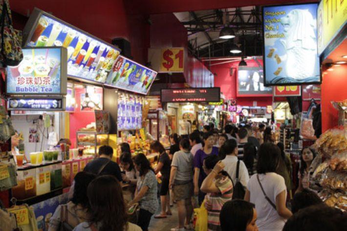 Singapore's a Culinary Dream