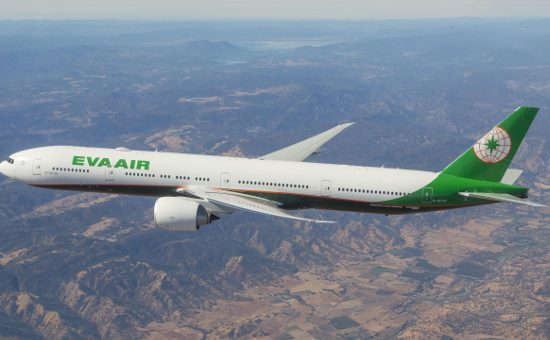 EVA Joins Other Asian Airlines as the World's Best
