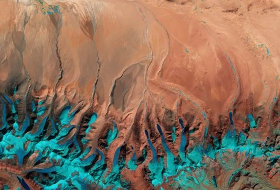 Earth From Space – Southern Tibetan Plateau