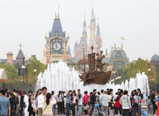 For Disney In Shanghai, It's A Small World After All
