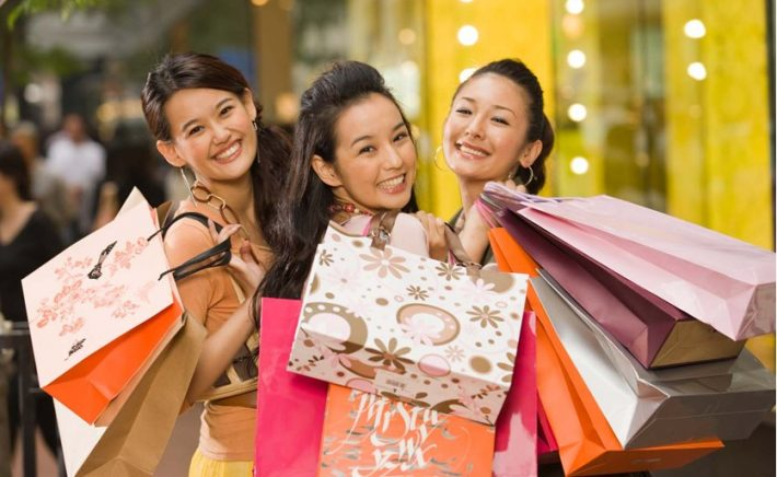 Asia Dominates Luxury Retail