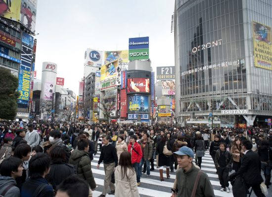 Japan Population Falling Dramatically