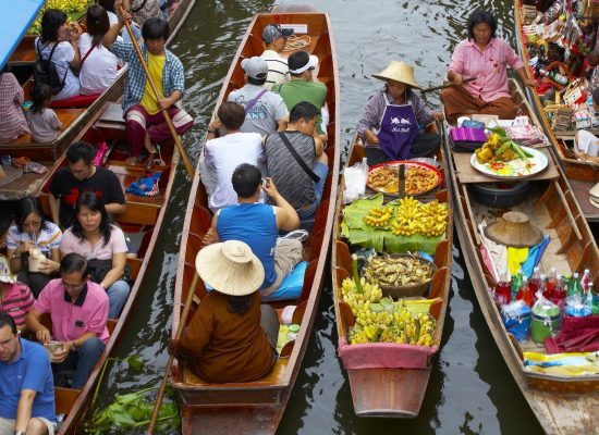 Thai tourism board cuts income target for 2017