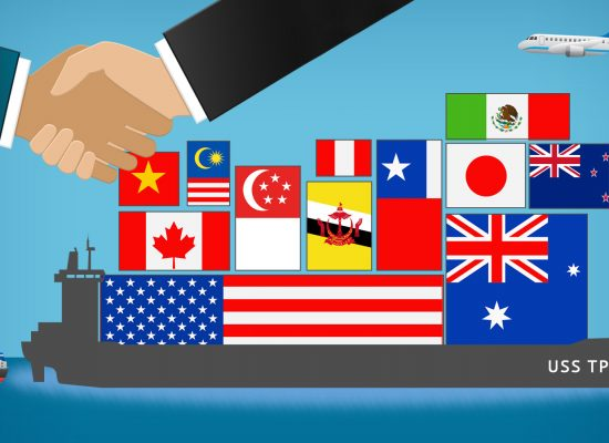 5 Things To Know About The Trans-Pacific Partnership
