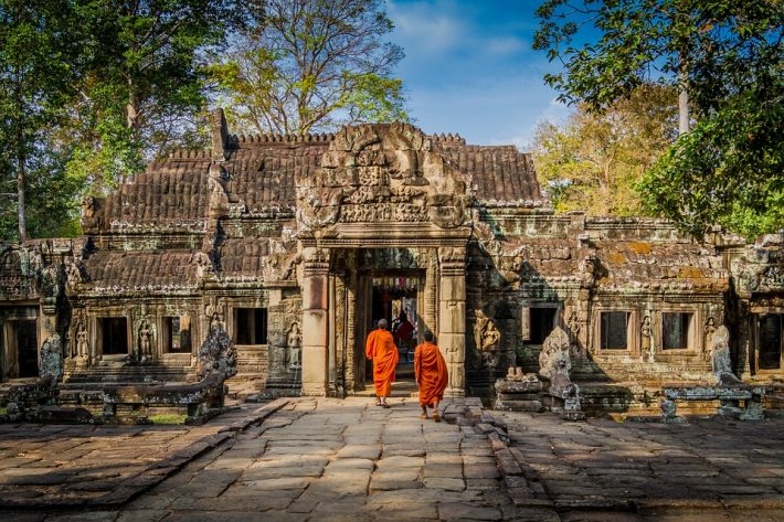 Cambodia Wants to Encourage Chinese Tourism