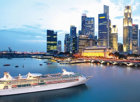 Asia Cruises to Number One