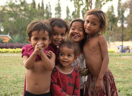 Cambodia: New snack aims to prevent child malnutrition
