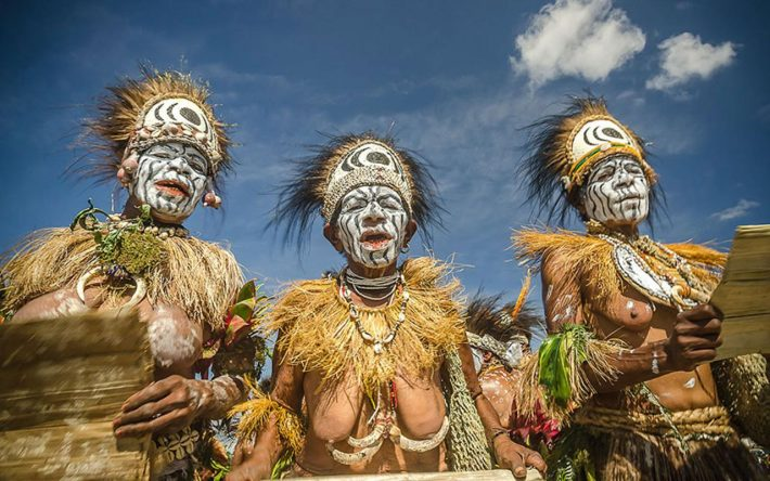 State-of-the-Art Communications Come to Papua New Guinea
