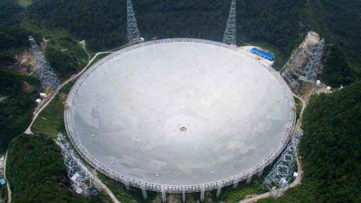 China Switches On World's Largest Radio Telescope