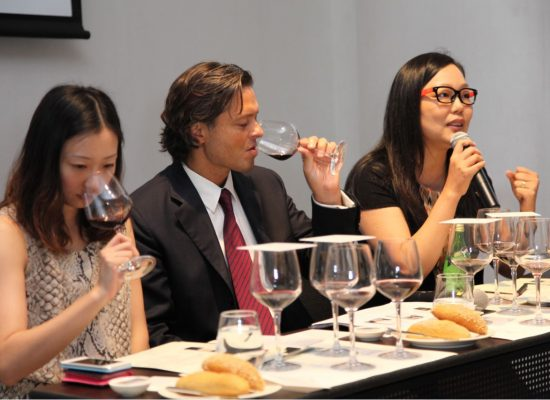 Capturing Asia's Thirst for Wine