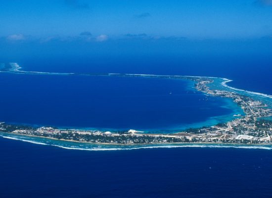 Rising Seas Threaten to Wash Away the Marshall Islands