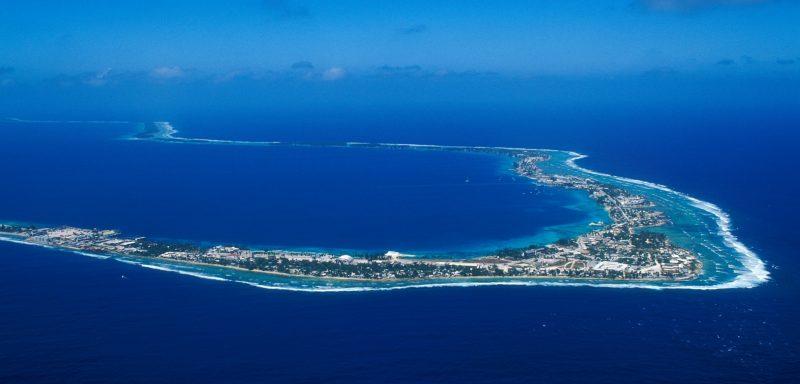 Rising Seas Threaten to Wash Away the Marshall Islands