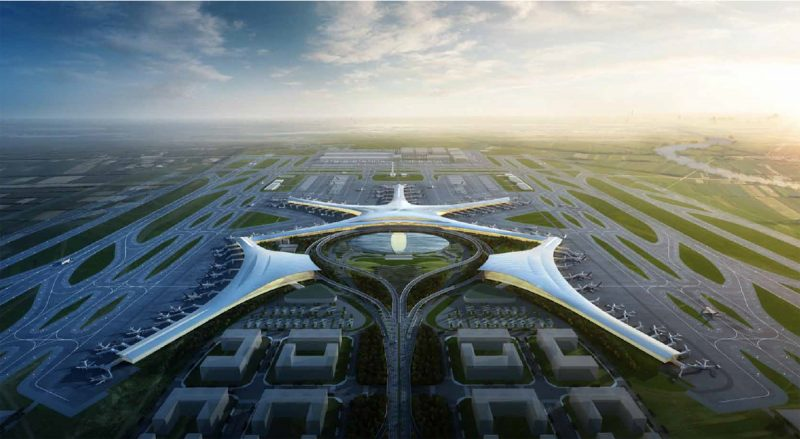 Fast Growing Qingdao to Host Airport Cities Conference