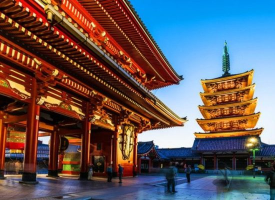 Tokyo favorite destination for Taiwanese travelers