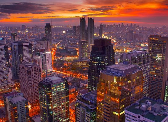 Manila inches up wealth index