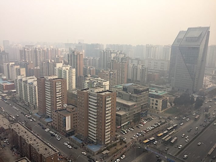 China Gets New Weapon in War on Pollution