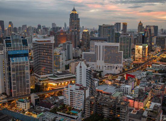 Thailand Expanding Regional Relations