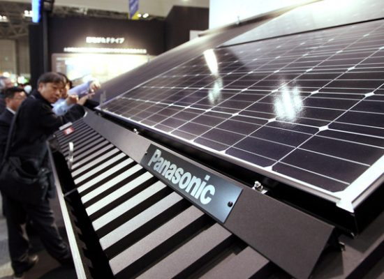 Tesla, Panasonic Enter Solar Production Collaboration