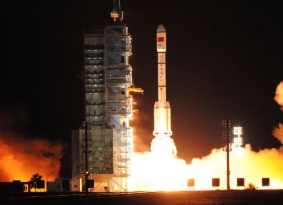China Sets Ambitious Five-year Plan for Space Program