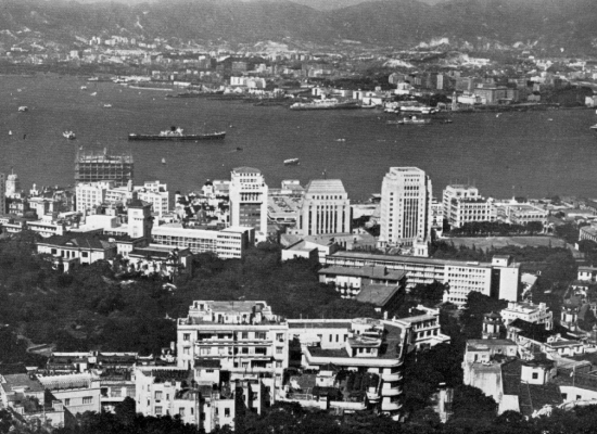 Using Stealth, Drones to Document a Fading Hong Kong