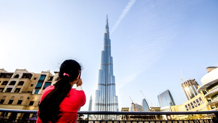 UAE + China = Tourism Gold