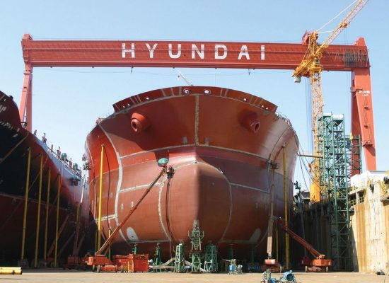 Are South Korean shipbuilders bouncing back?