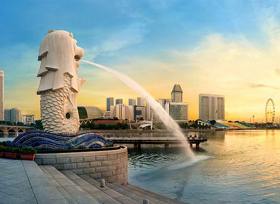 Singapore Gets Tourism