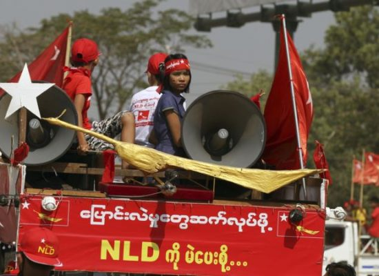 Myanmar Voters Get to Judge Economic Success in By-Elections