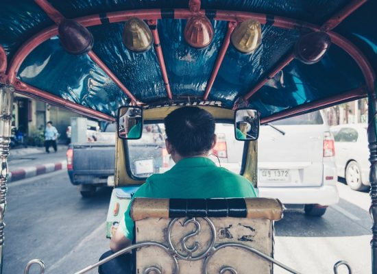 Planes, Trains & Automobiles (and Tuk Tuks) in Asia