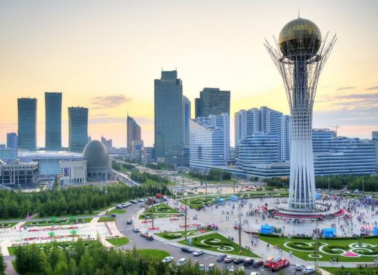 Central Asia Growth Predicted