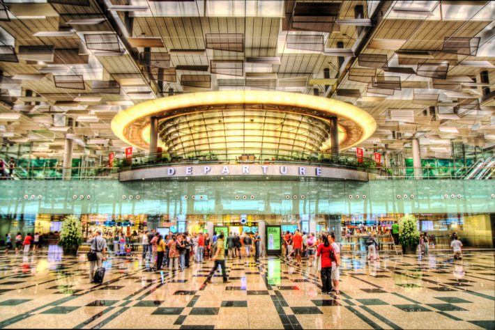 Singapore's Changi Airport welcomes 1 billionth passenger