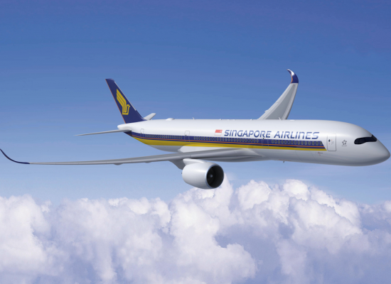 Singapore Airlines Goes Green